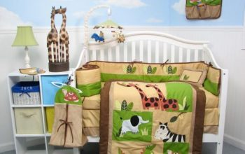 GEENNY Boutique Classic Sports 13PCS CRIB BEDDING SET Reviews
